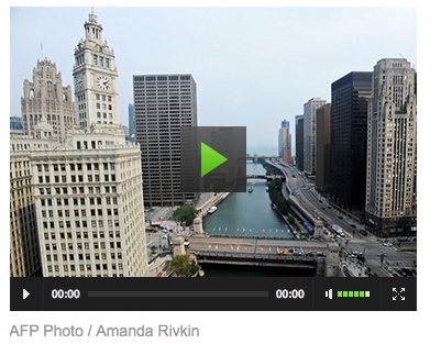 video report on surveillance in chicago