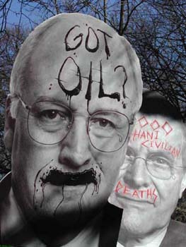 Cheney Talks About New Book, Same Politics