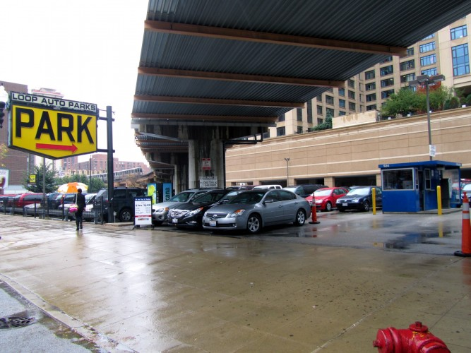 Budget Proposal Increases Parking Tax
