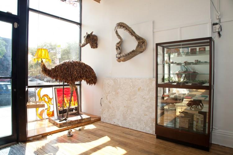 New Gallery in Wicker Park