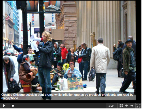 Take a Look: Occupy Chicago