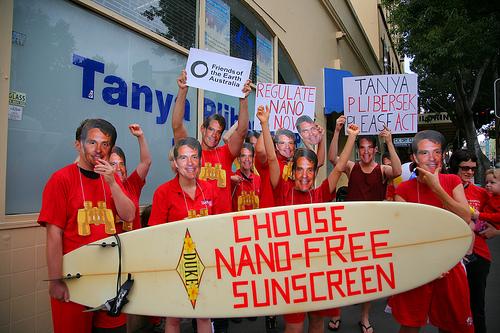 Hi-Tech Sunscreen: Healthy or Harmful?