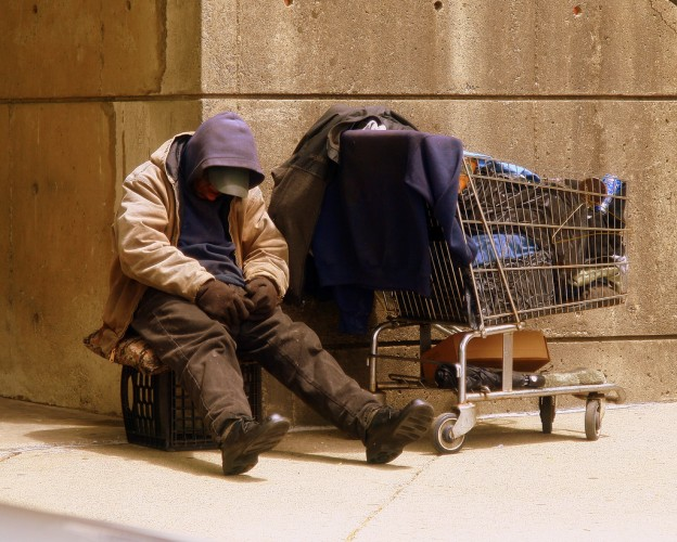 Change to Spare? Change a Life: Being Homeless in Chicago