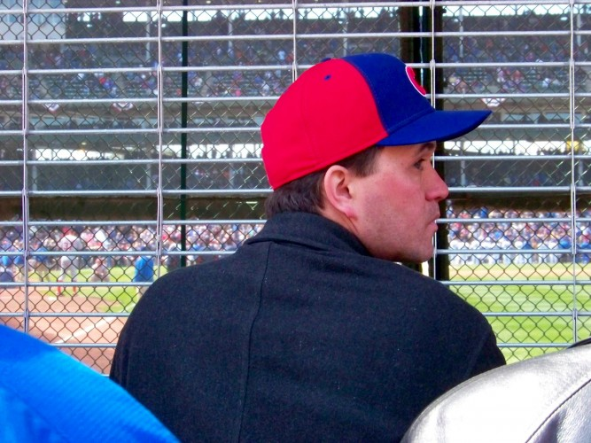 Opening Day brings expectations for rebuilding Cubs