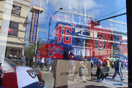 Cubs Home Opener Huge Day for Wrigleyville Businesses