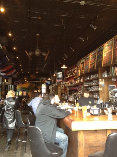 The Map Room, a Grass Roots Tavern in Bucktown