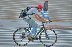 Record Participants for June's Bike to Work Week