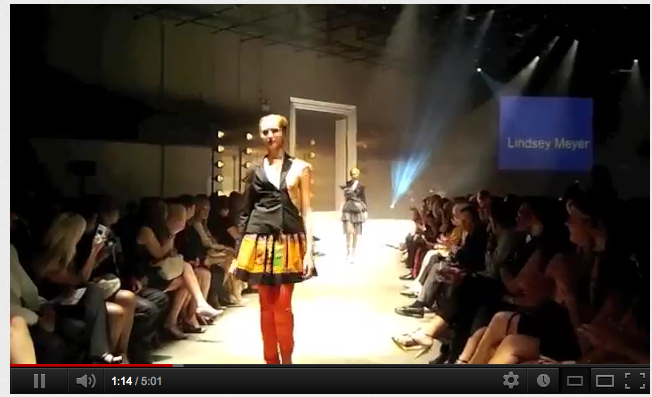 Fashion Columbia 2012 Honors Alum, Features New Talent
