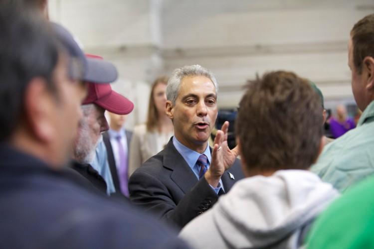 City, Union Announce Agreement On CTA Rail Project