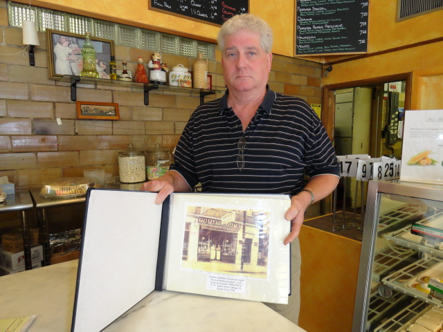 Times Have Changed, But A Bakery Remains True To Its Roots