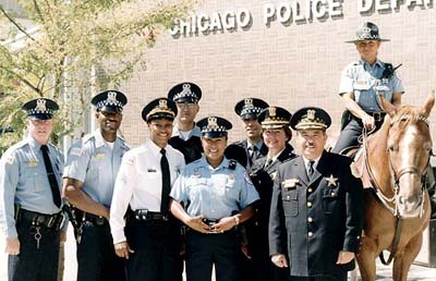 New Police Recruits Learn Role in Serving the Community