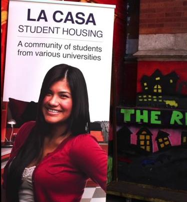 'Awakening The Giant': La Casa Dorm Helps Latino Students Pursue College