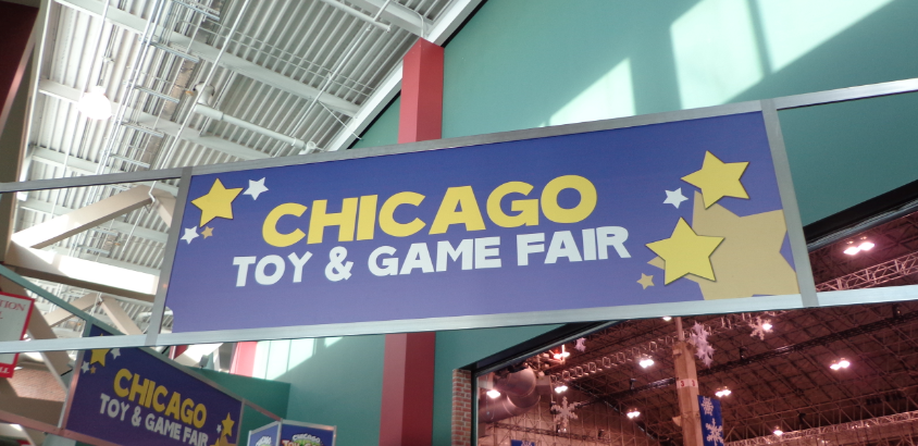10th Annual Chicago Toy and Game Fair