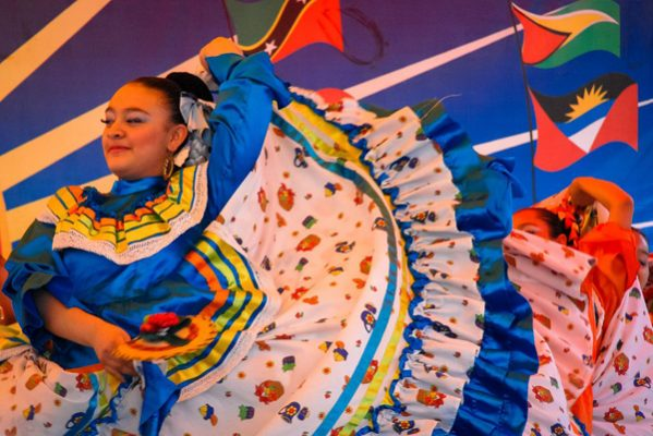 Ballet Folkorico Prepares For Upcoming Performance