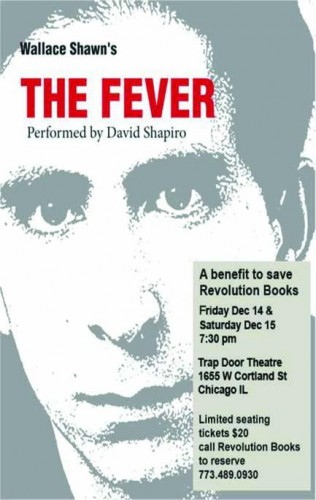 The Fever – A Play That's Antidote to Holiday Madness?
