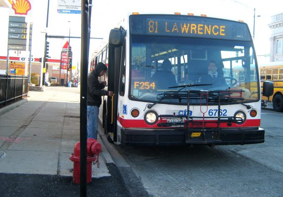 Lawrence bus