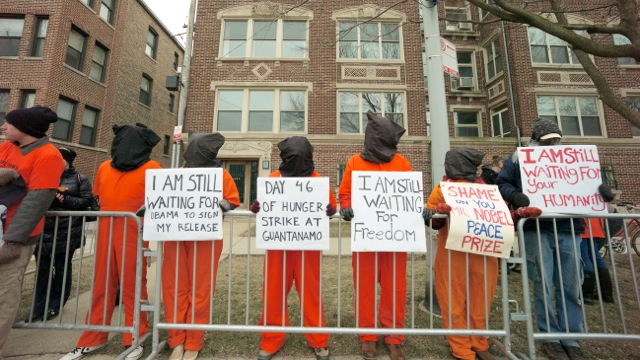 Editorial: Guantanamo detainees hungering for justice
