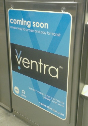 With CTA's Ventra comes the future of paying for everything