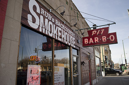 Building a barbecue community in West Ridge