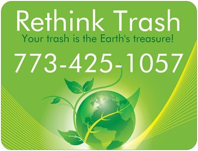 New group wants Chicagoans to 'rethink trash'