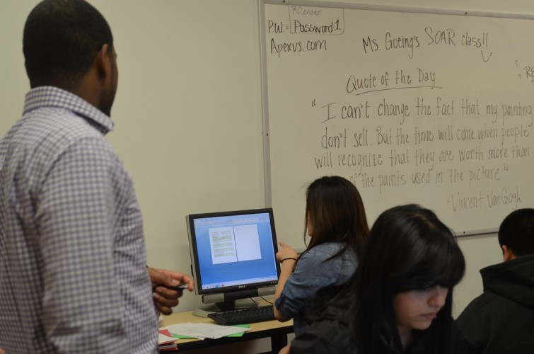 CPS Opens S.O.A.R Center In Little Village To Lower High School Drop Out Rate