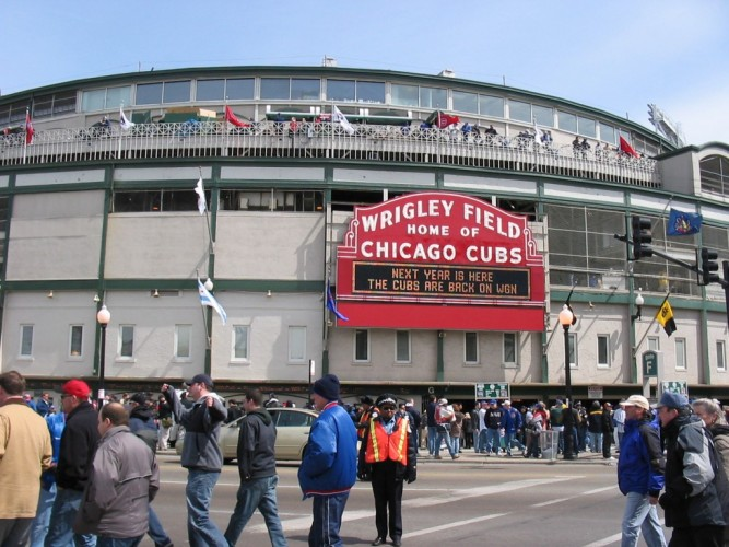 Wrigleyville Businesses Relieved Cubs Will Remain on North Side