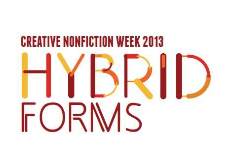 Creative Nonfiction Week 2013 Begins Today – Runs All Week