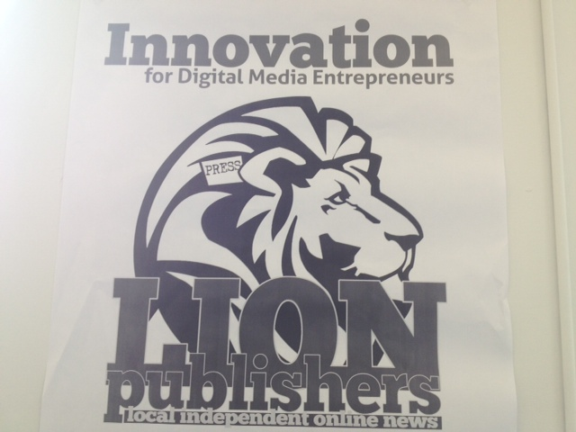 How to Address a Shrinking Newsroom: Final Keynote Speaker at LION Conference Weighs in