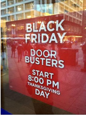 Black Thursday?
