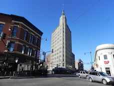 Northwest Tower Renovations Are Under Way