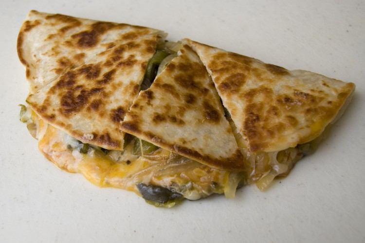 Little Village Chef Bets on Fast Food Quesadillas