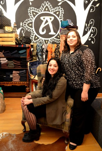 Co-Owners at Alcala's Boutique Steal the Show