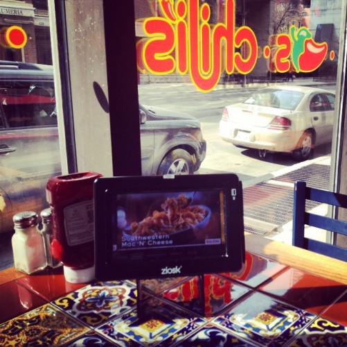 Tablets: The Future of Restaurant Dining