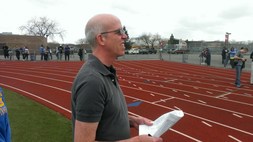 High school sports a life passion for Mike Clark