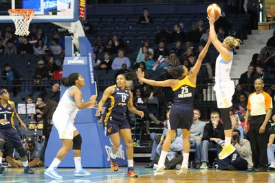 Chicago Sky Wins Season Opener