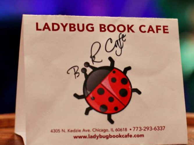 Bubamara Knjizara, the Ladybug Book Café is Serbian Oasis