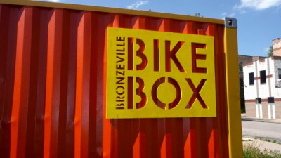 Bronzeville Bike Box Offers Southside Service
