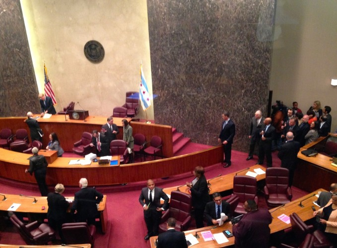 Emanuel's 2015 Budget Address Doesn't Talk Numbers