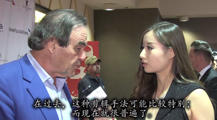Catching Up with Oliver Stone at the Chicago Film Festival