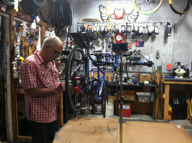 Cycle Bike Shop Responds to Chicago's Recent Bicycle Craze
