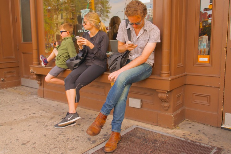 Virtual World vs Reality: Cell Phone Addiction