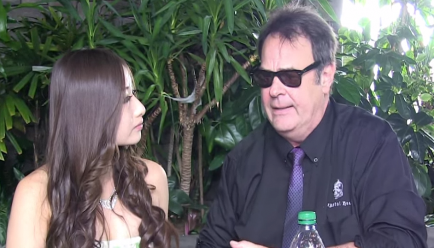 Blues Brothers or Ghostbusters fan? Dan Aykroyd tells you what's up with him lately.