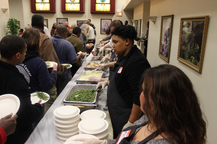 Weekly Meals Feed And Provide Support To Homeless