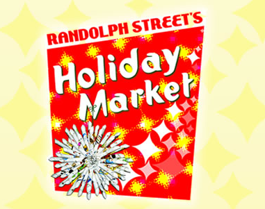 Randolph Street Market brings holiday cheer to weekend festival