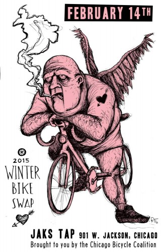 Bikes and Bargains at 6th Annual Winter Bike Swap