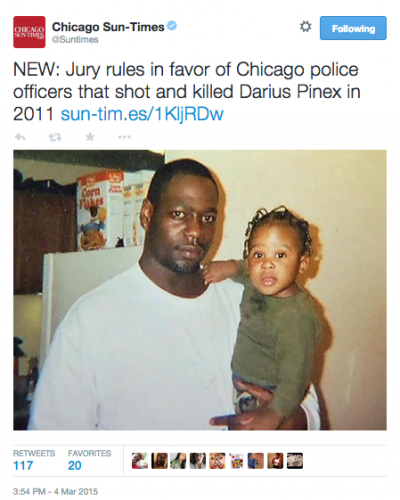 Jury Sides With CPD