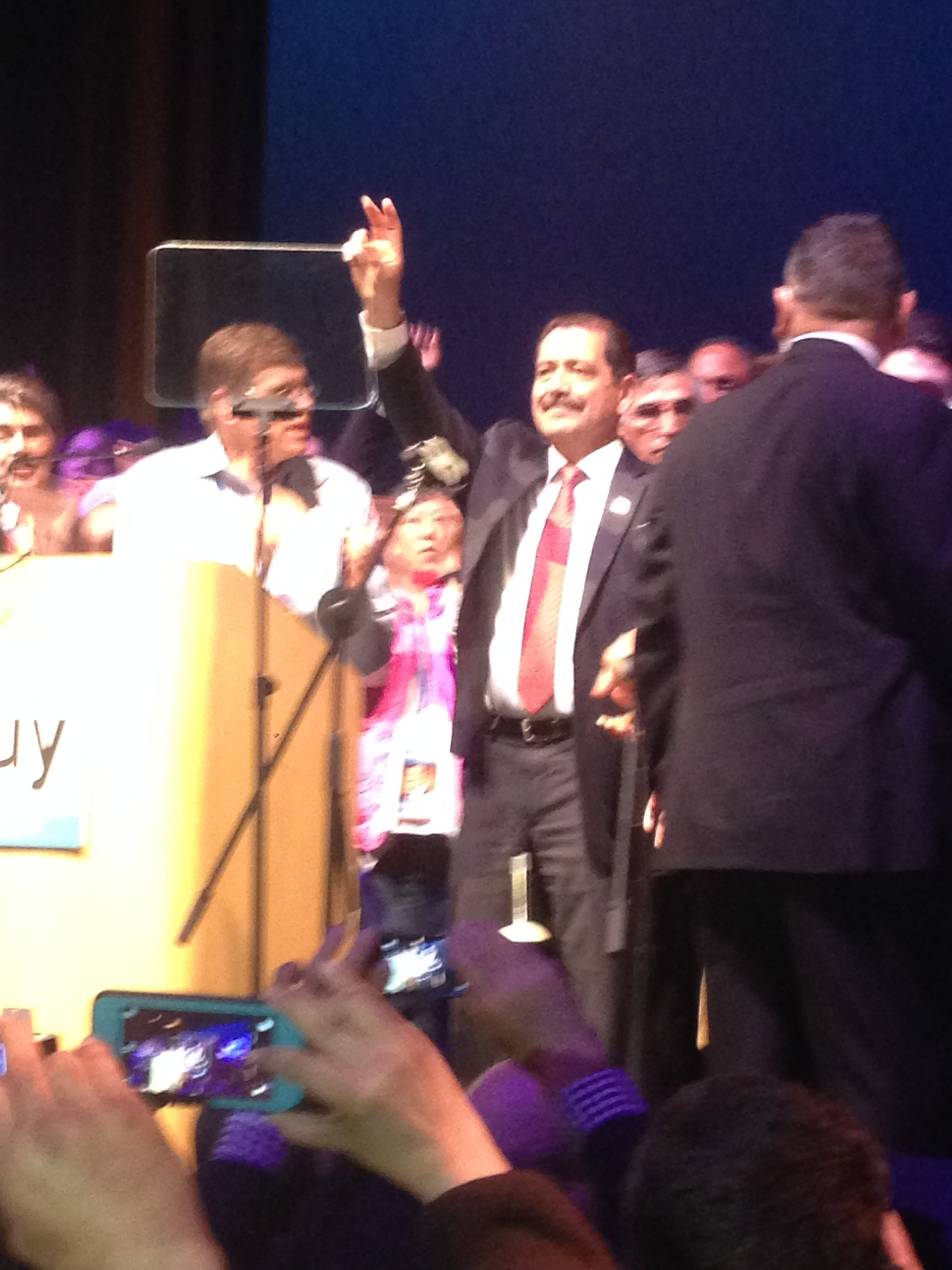 Garcia Loses to Emanuel; Calls on City to Care for Neighborhoods