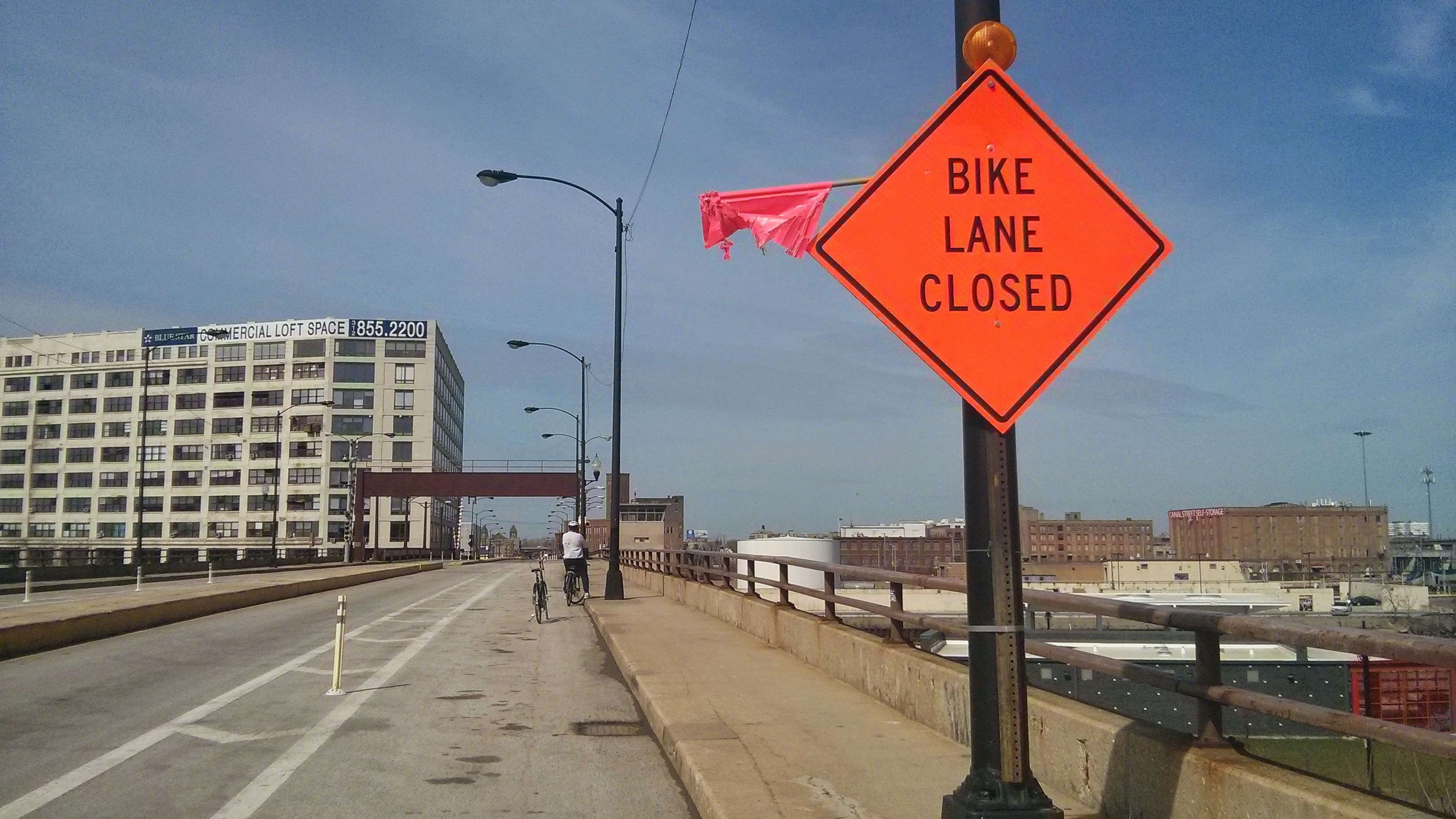 18th Street Bridge to Open Monday April 13th