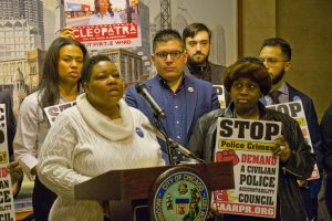 Cook County Board Prodded to Take Stand Against Corruption